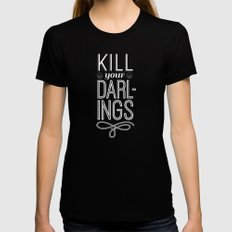 Kill Your Darlings Womens Fitted Tee Black SMALL