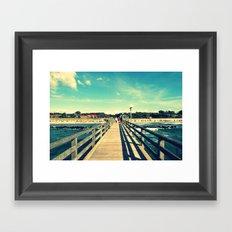 The Baltic Sea No. 6 Framed Art Print