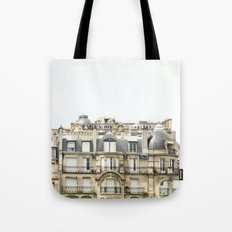 to live by the river Tote Bag