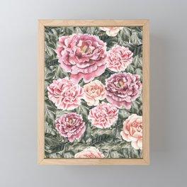 Summer Garden II Framed Mini Art Print