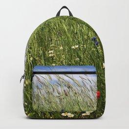 summer meadow Backpack