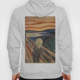 The Scream, Edvard Munch, classic painting Hoody