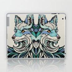 Berlin Fox Laptop & iPad Skin
