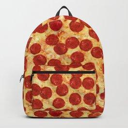 snackbreak; cheesy pepperoni pizza Backpack