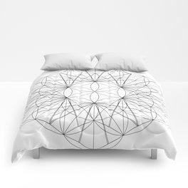 Seed cube rewrite Comforters