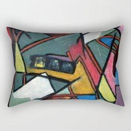 Mulligan Stew Rectangular Pillow