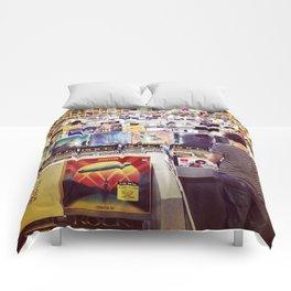 Record Store Comforters