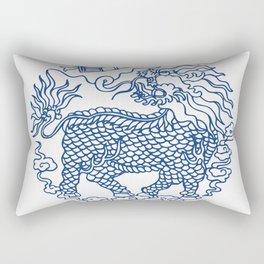 QiLin Rectangular Pillow