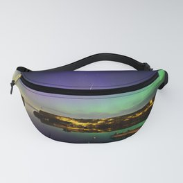 Shooting Star Aurora at Lanes Cove Fanny Pack