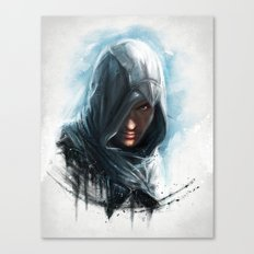 'We work in the dark, to serve the light'...Altair Canvas Print