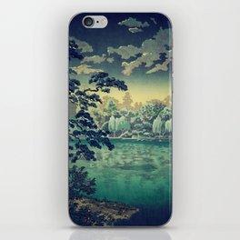 At Yasa Bay iPhone Skin