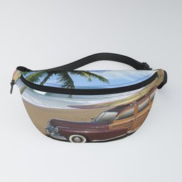 Surfin' Hawaii Fanny Pack