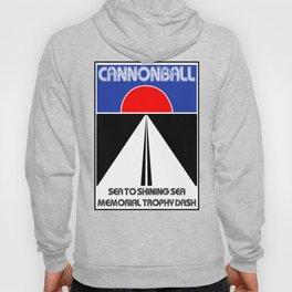 Cannonball Run Hoody
