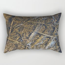 Grass with ooze Rectangular Pillow