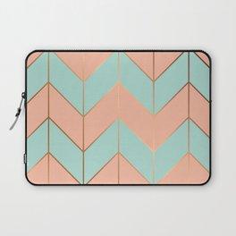 Marble Geometry 059 Laptop Sleeve