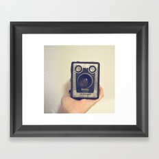KODAK FAITH Framed Art Print