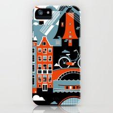 Amsterdam iPhone (5, 5s) Slim Case