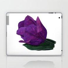 Violet Tulip Laptop & iPad Skin
