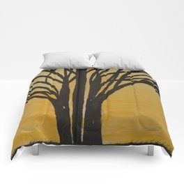 Tree of Life at Sunset Comforters
