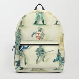 Broken Army Backpack