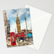 London Icons Stationery Cards