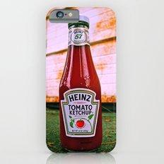 Iconic glass iPhone 6s Slim Case