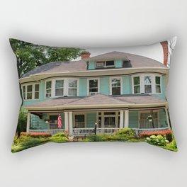 Old West End Blue 13 Rectangular Pillow