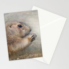 Prairie dog Stationery Cards