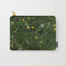 Giant Dandelion Year Carry-All Pouch