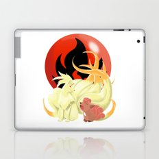 Of Many Tails Laptop & iPad Skin