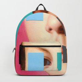Portrait With A Spectrum 3 Backpack