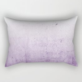 Radiant Orchid Purple Ombre  Rectangular Pillow