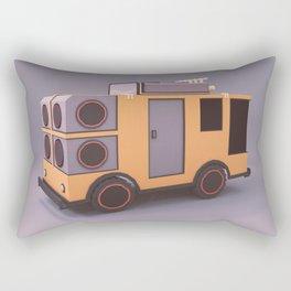 Vocal Rectangular Pillow