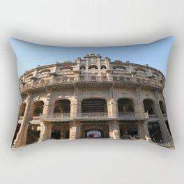 Plaza de toros - Matteomike Rectangular Pillow