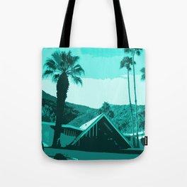 Swiss Miss House Tote Bag