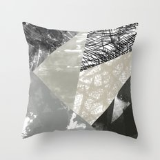 Graphic_Paint Throw Pillow