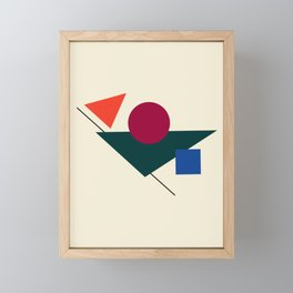 Abstract 24 Framed Mini Art Print
