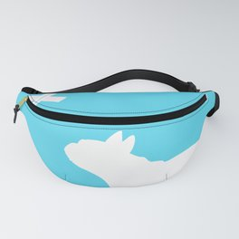 French Bull dog art Fanny Pack