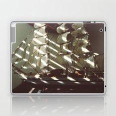 Wooden Ship Laptop & iPad Skin