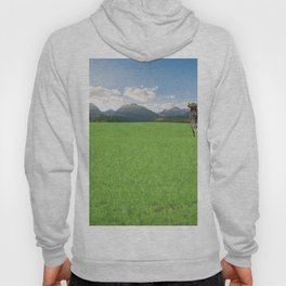 Happy Cow from Organic Farm Free Range Hoody