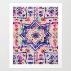 Cleo {A} Art Print