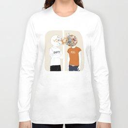 EMPTY-FULL Long Sleeve T-shirt