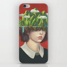 Green Mountain iPhone & iPod Skin