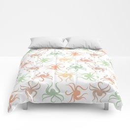 Cute Octopus Pattern Comforters