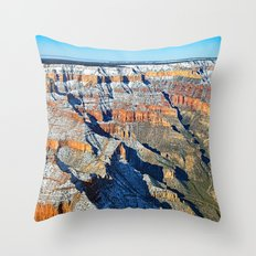 Lost in a Wonderful Moment Throw Pillow