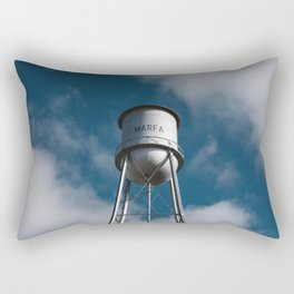 Marfa Water Tower Rectangular Pillow