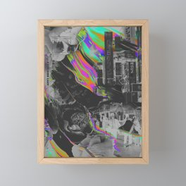 LOST IN TRANSLATION Framed Mini Art Print