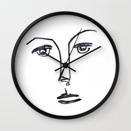 her #3 Wall Clock