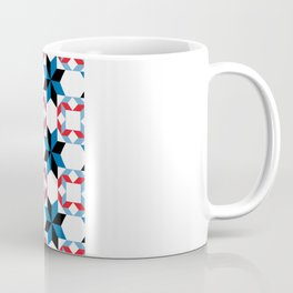 Blue Rhapsody - By  SewMoni Coffee Mug