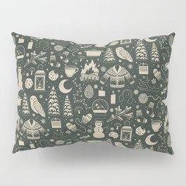 Winter Nights: Forest Pillow Sham